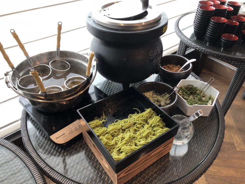 伊豆マリオット修善寺朝食バイキングの様子⑥