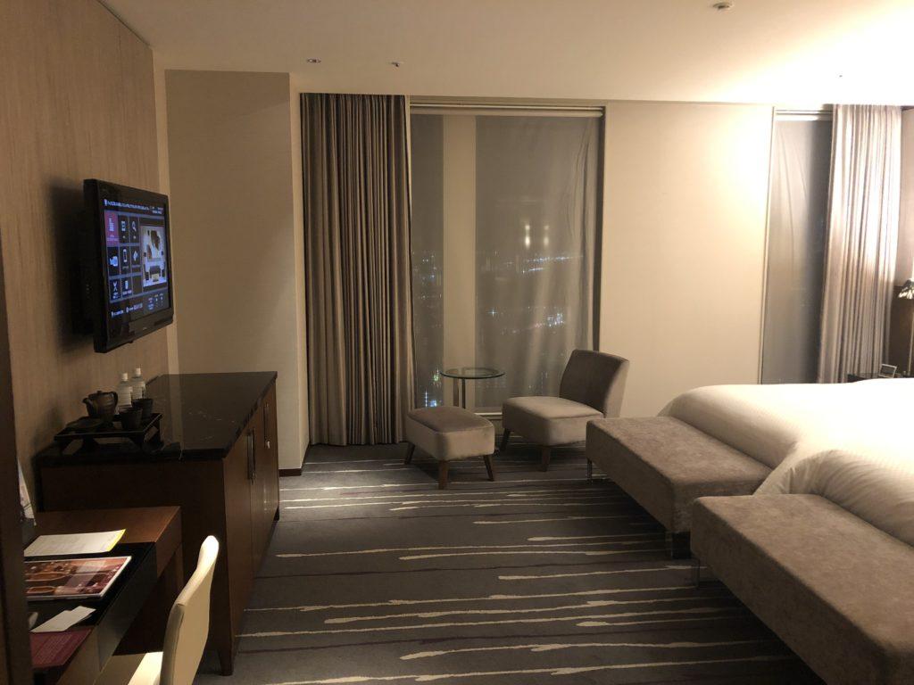 ウェスティンホテル仙台 部屋画像①