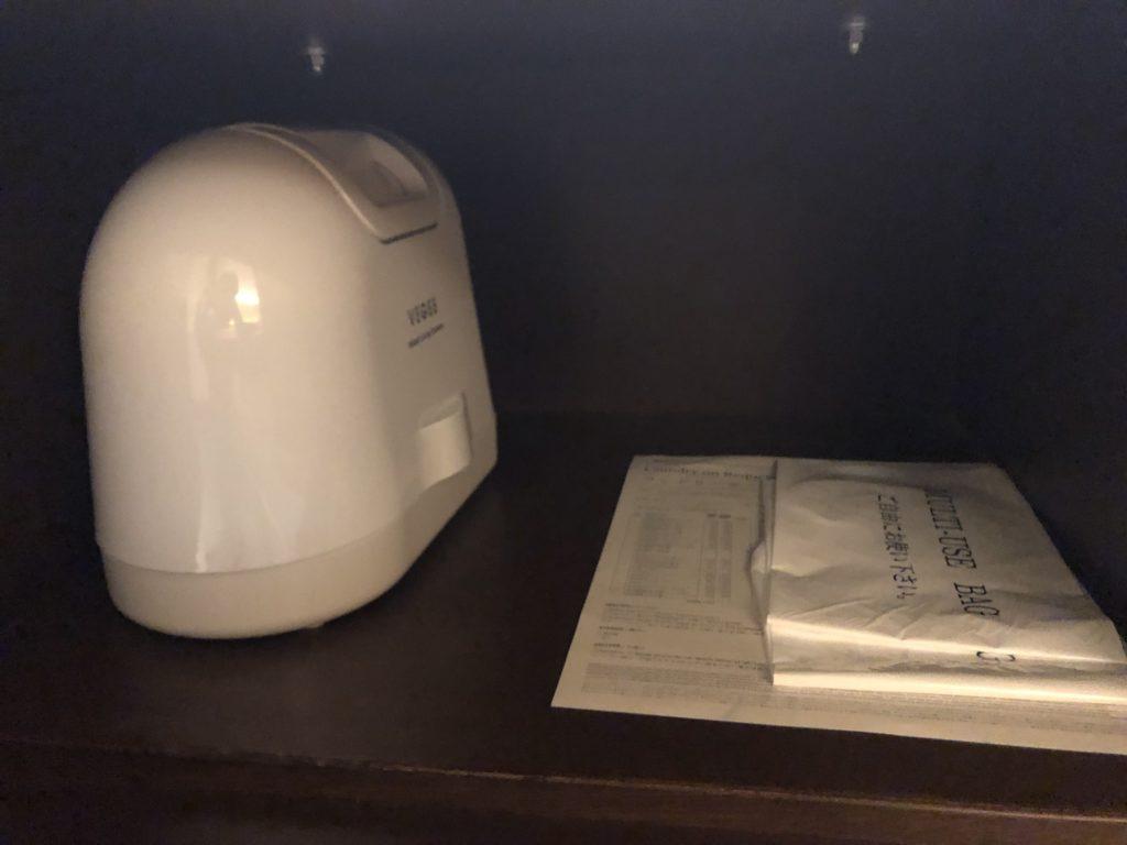 ウェスティンホテル仙台 アイロン