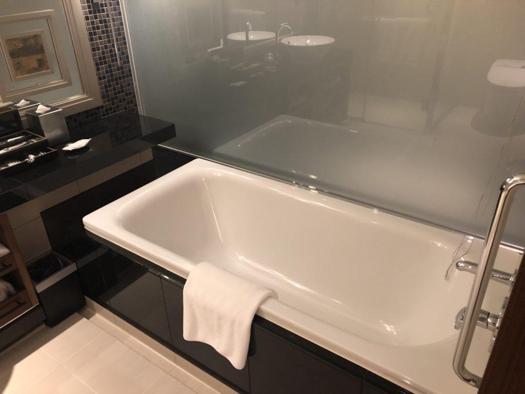 ウェスティンホテル仙台 お風呂画像