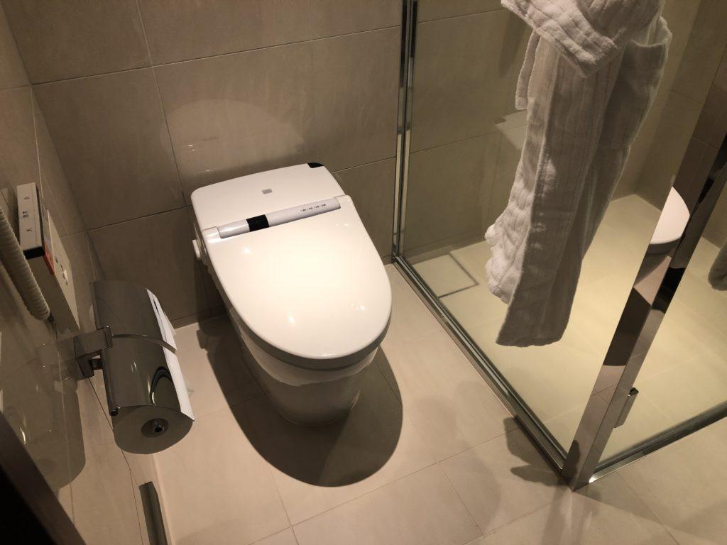 ウェスティンホテル仙台 トイレ画像