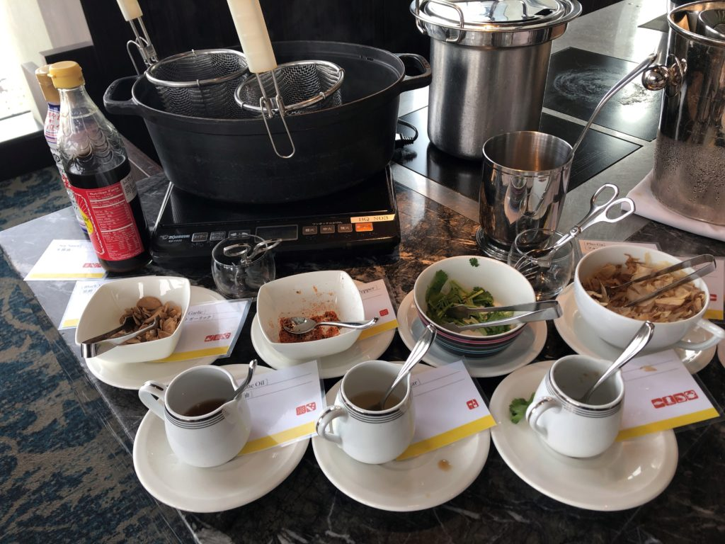 ウェスティンホテル仙台 朝食⑦