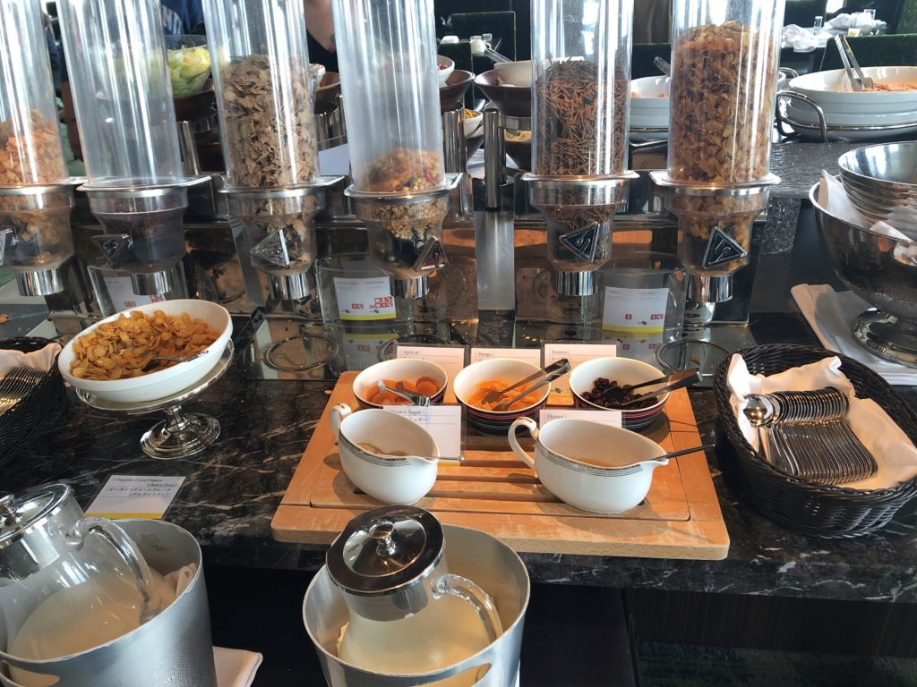ウェスティンホテル仙台 朝食④