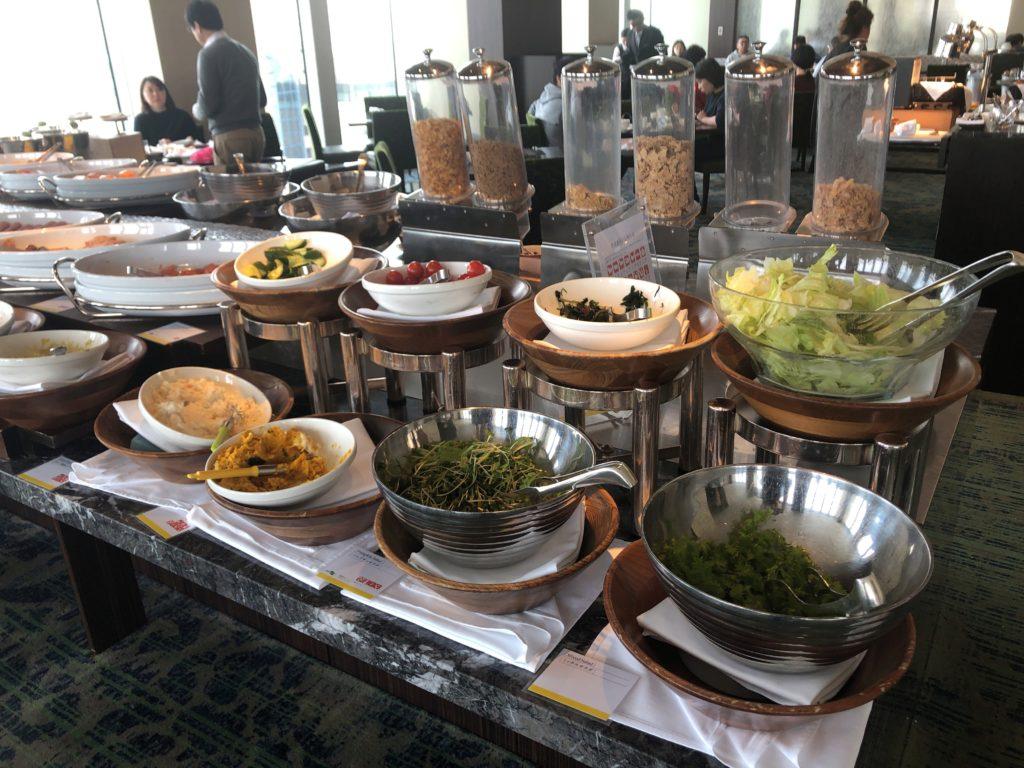 ウェスティンホテル仙台 朝食⑥