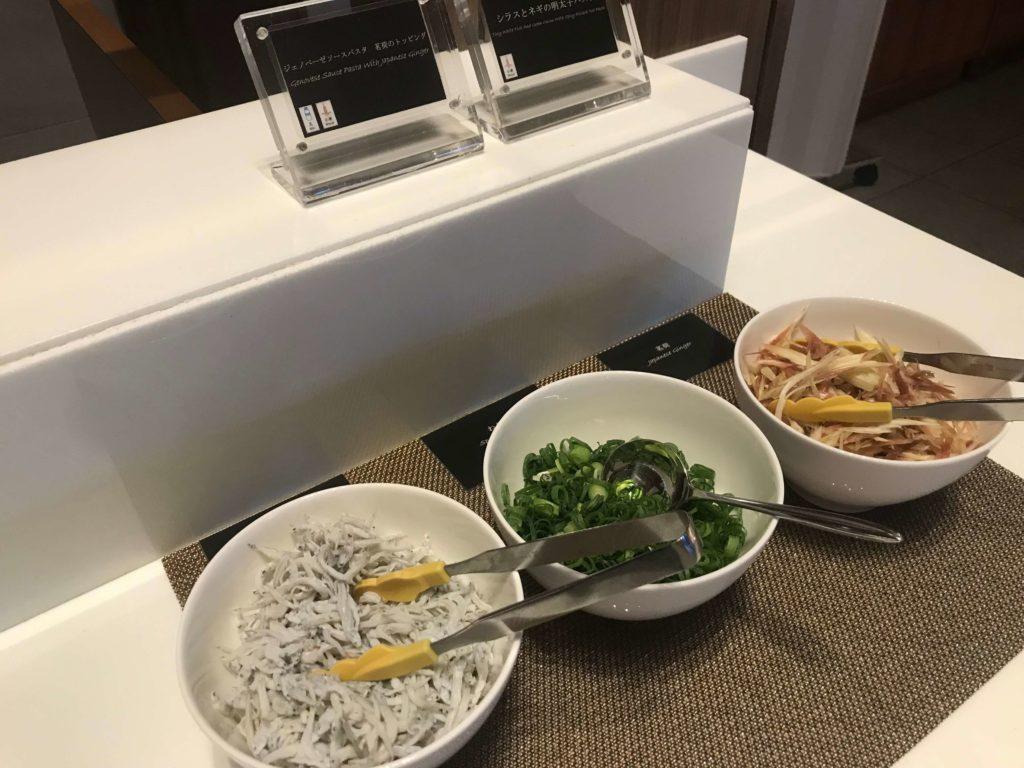 大阪マリオット都ホテル。ラウンジ、食事11