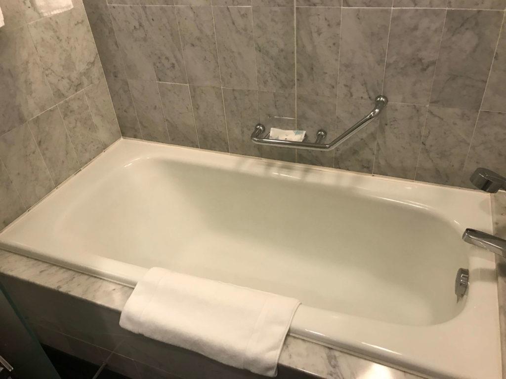 ウェスティン大阪。風呂画像。