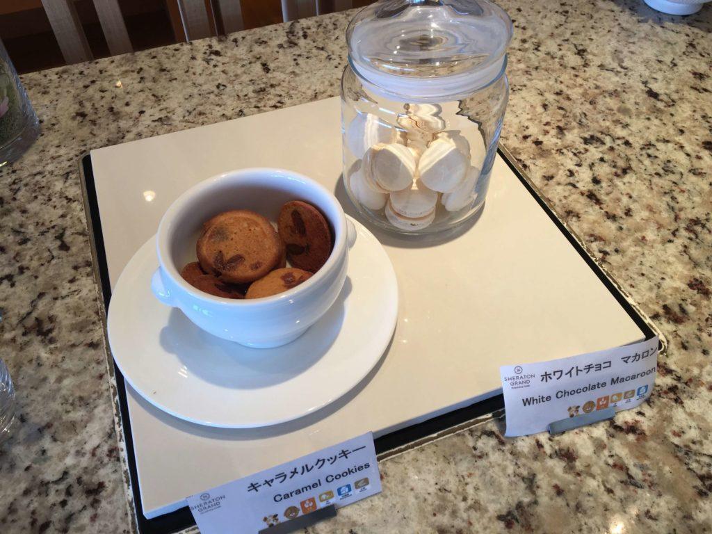 シェラトングランドホテル広島。ティータイム。