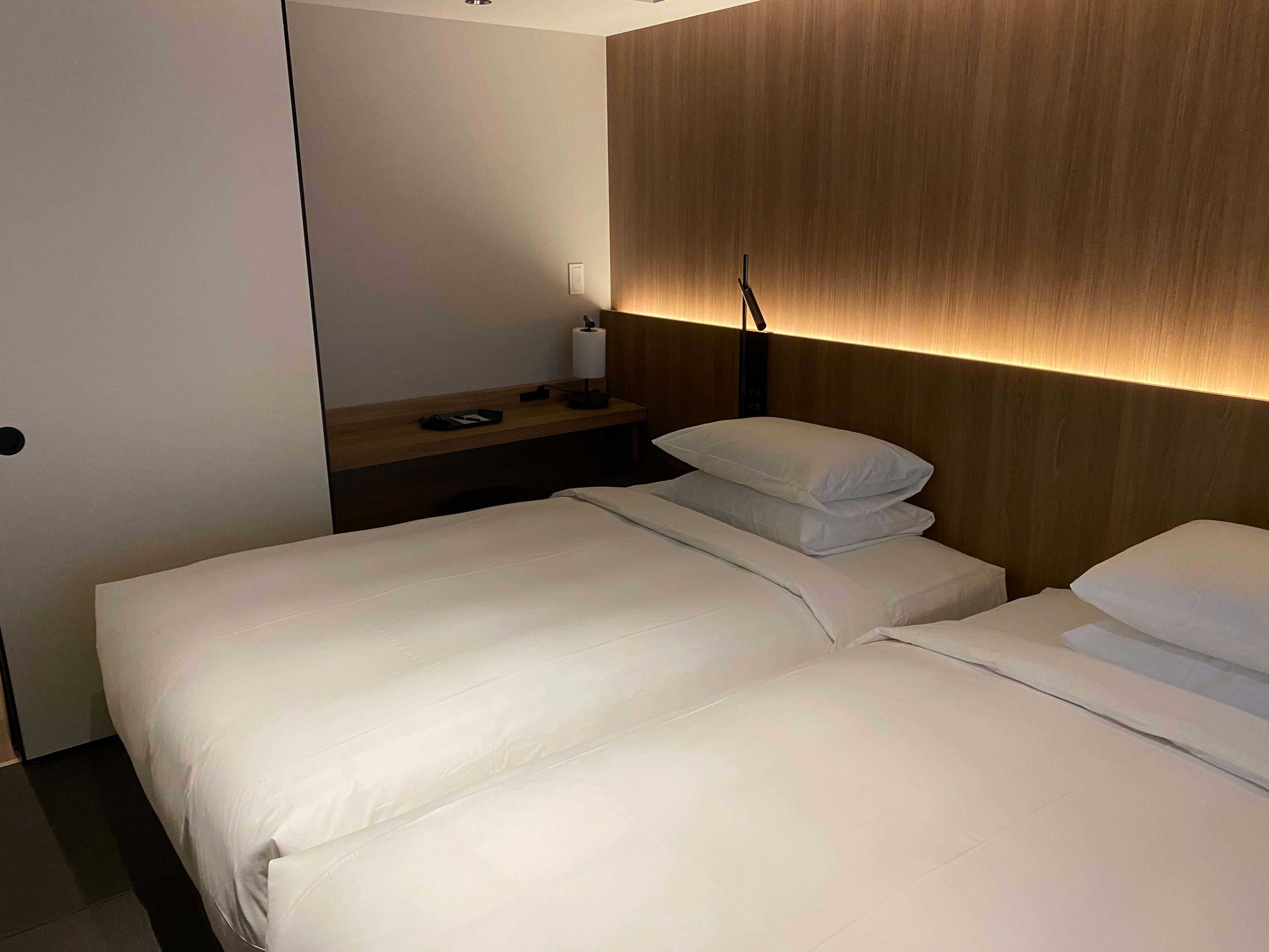 HIYORIチャプター京都 トリビュートポートフォリオホテル 部屋