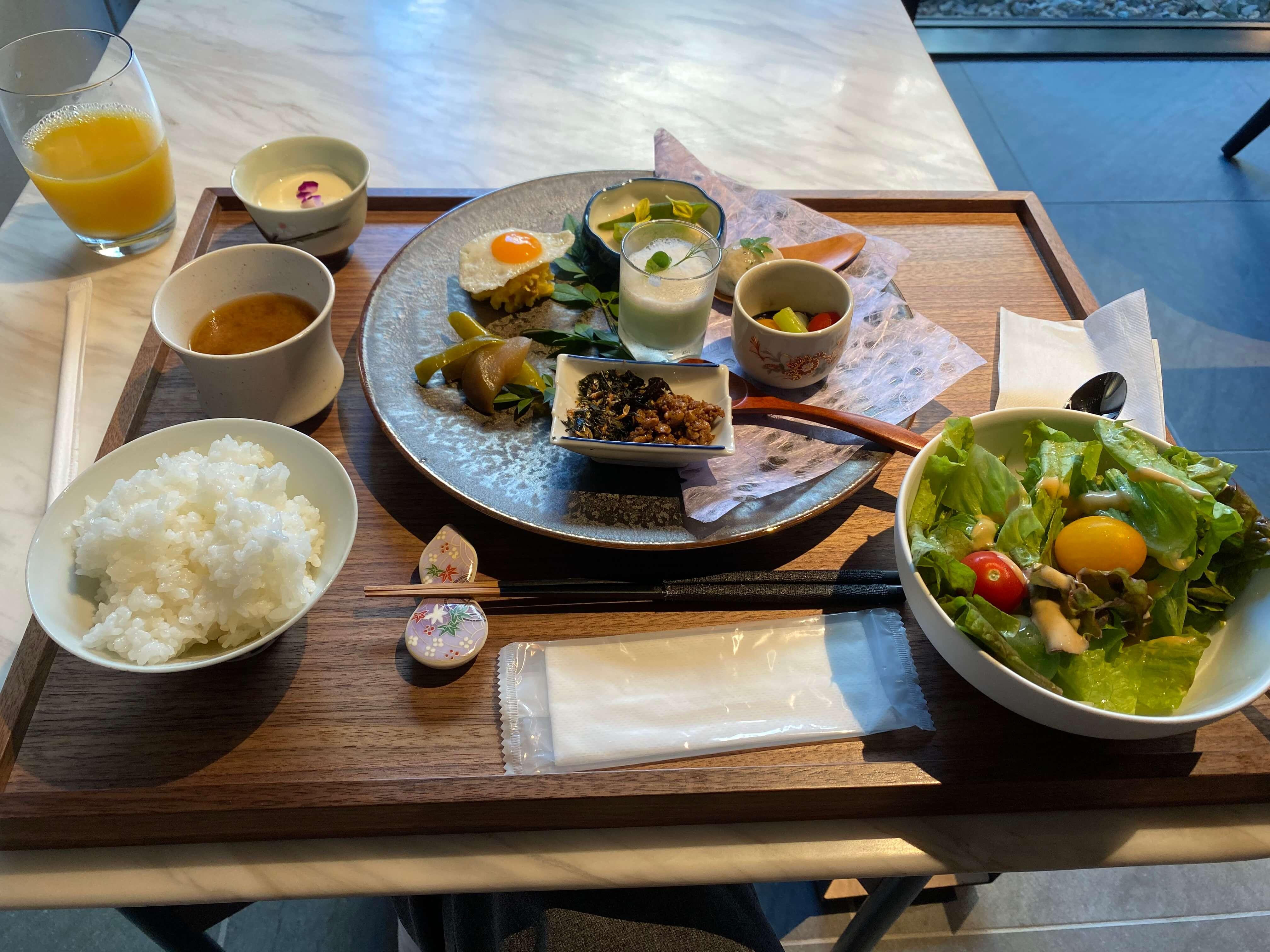 HIYORIチャプター京都 トリビュートポートフォリオホテル 朝食