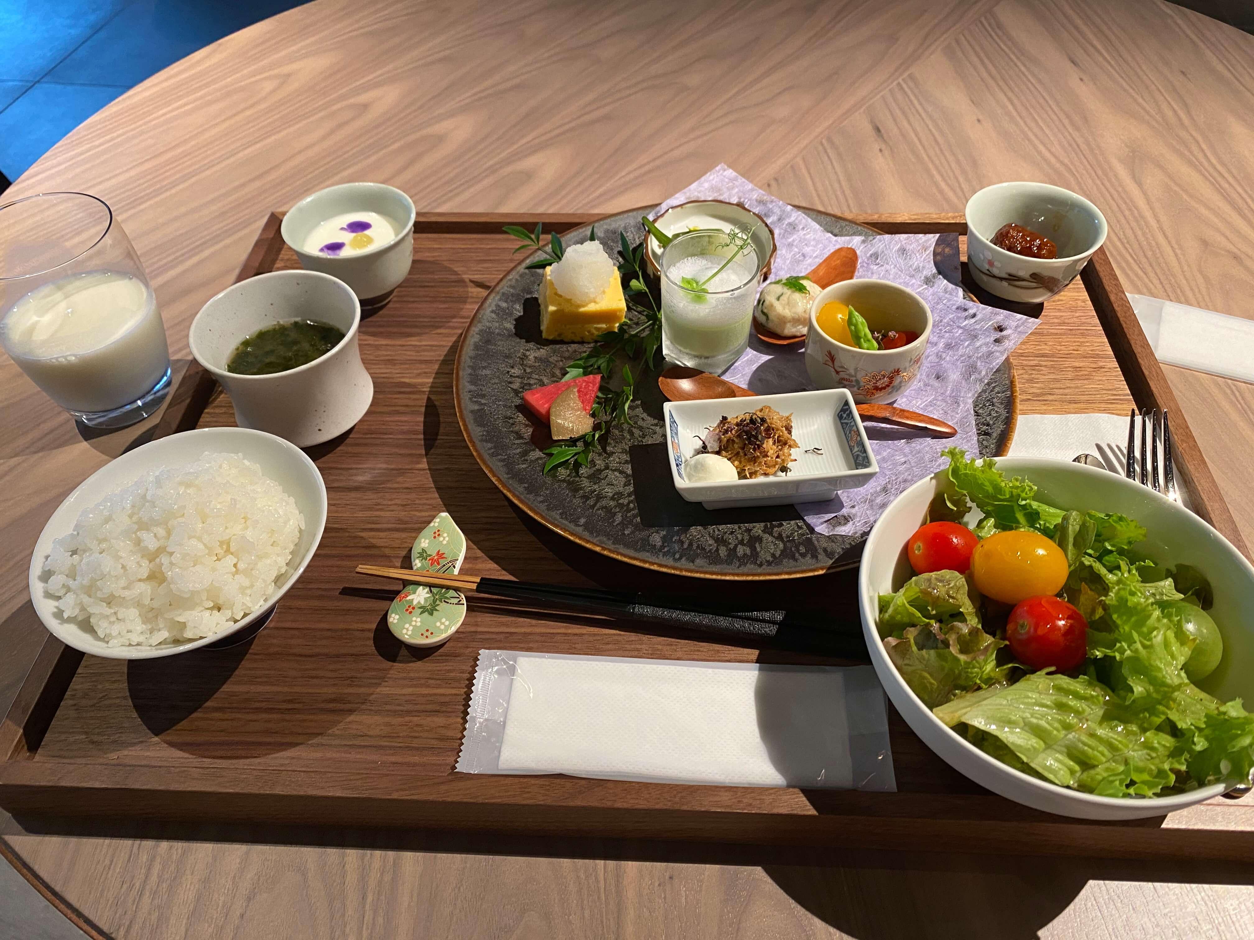HIYORIチャプター京都 トリビュートポートフォリオホテル 朝食②