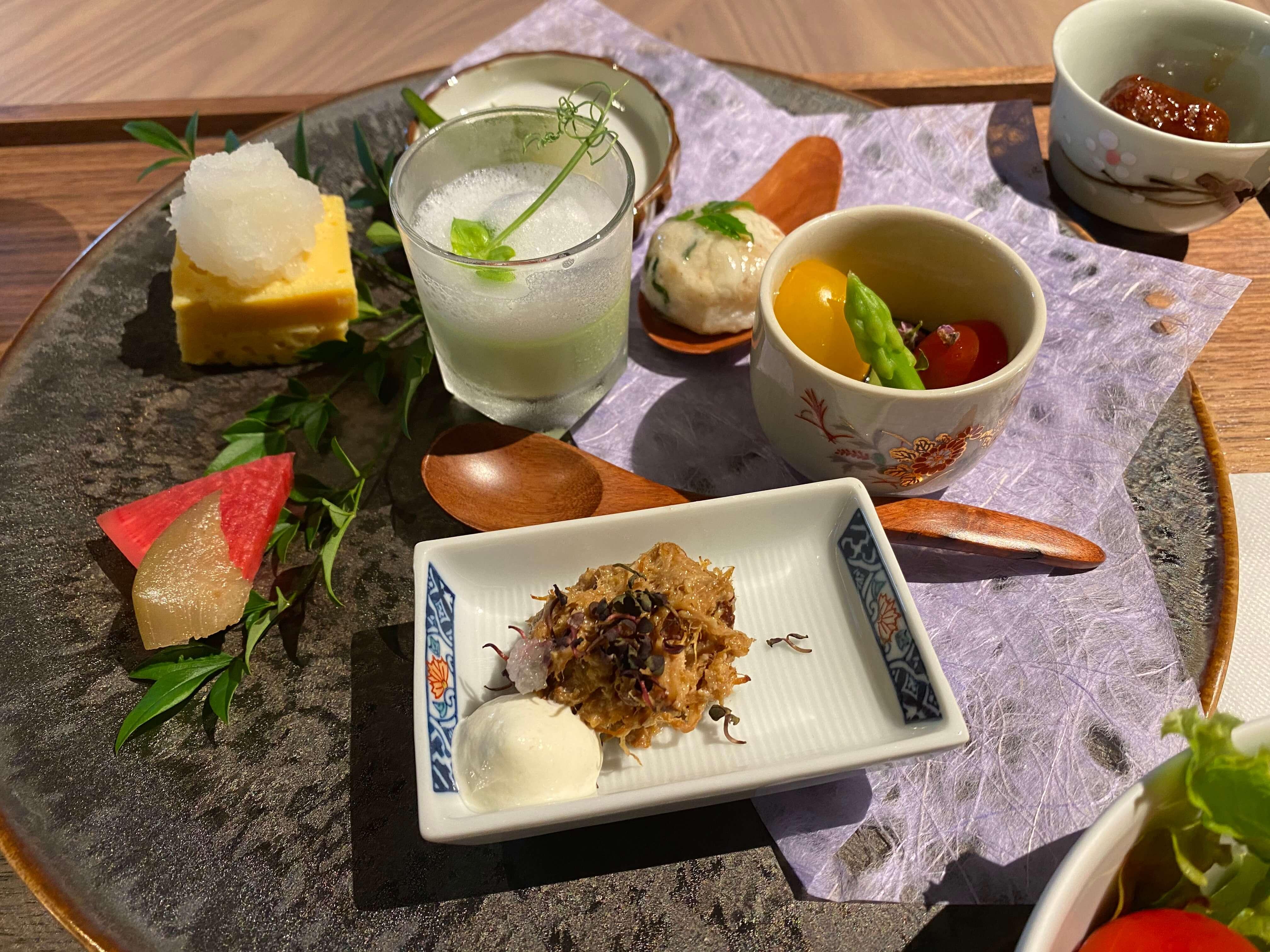 HIYORIチャプター京都 トリビュートポートフォリオホテル 朝食③